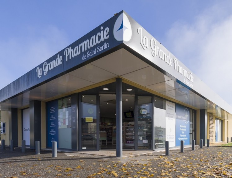 Gde Pharmacie de Saint Sorlin – 26